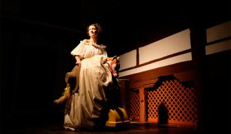 La Baltasara, de actriz barroca a santa anacoreta