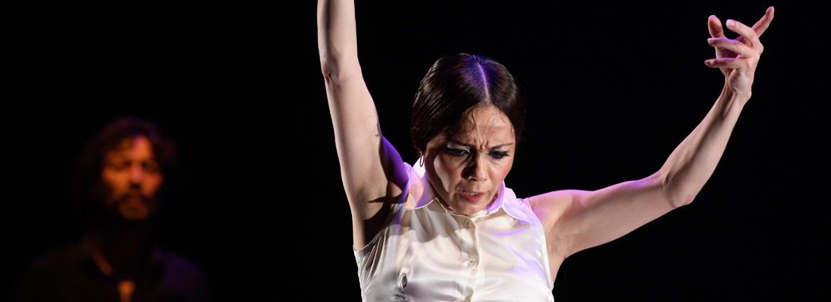 Enfoque (Buscando a Carmen Amaya) | Olga Pericet