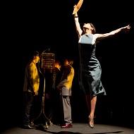 """""""Libertino"""", el nuevo espectáculo de Marco Vargas & Chloé Brûlé, llega al Corral el 26 y 27 de febrero tras el anuncio de sus seis candidaturas a los Premios Max"""