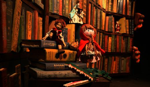 El guardián de los cuentos