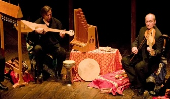 Viaje sonoro a la Edad Media